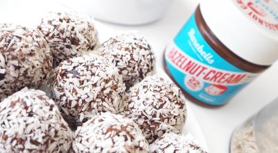 Chocolate energy balls 1